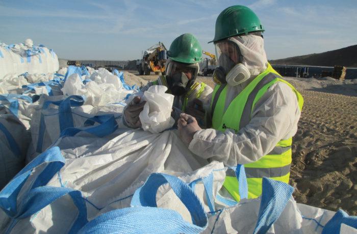 Hazardous Waste Field Services